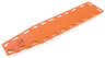 Ferno NAJO<sup>®</sup> RediHold Backboard with Pins, Orange