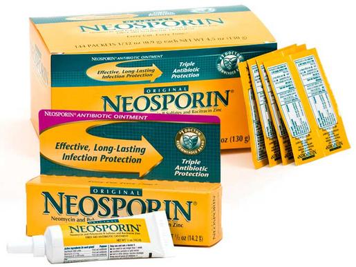 NEOSPORIN<sup>®</sup> Antibiotic Ointment