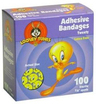 "Looney Tunes Tweety Adhesive Spot Bandages, 7/8"""