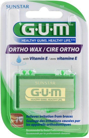Butler G-U-M Orthodontic Wax