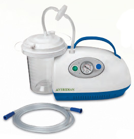 Veridian Suction Pump Tabletop Aspirator System