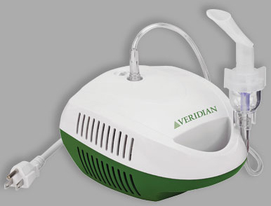 Veridian<sup>&reg;</sup> Compact<sup>™</sup> Tabletop Nebulizer System