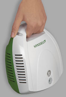 Veridian<sup>®</sup> Compact<sup>™</sup> Tabletop Nebulizer System