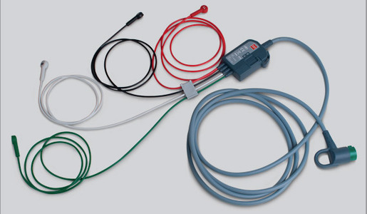 Physio Control 12-lead EKG Main 4-wire Limb Lead Cable For LifePak<sup>®</sup> Defibrillators