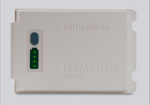 Physio-Control Li-ion Battery with Fuel Gauge for LifePak<sup>&reg;</sup> 12