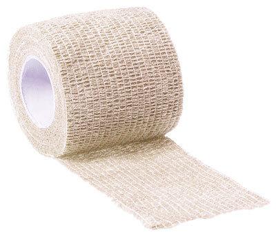 Curaplex<sup>®</sup> Cohesive Elastic Bandage, Tan, 2&rdquo; x 5yd