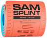 SAM<sup>®</sup> Splint 4 1/4&rdquo; x 36&rdquo;, Flat