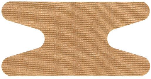 Curaplex<sup>®</sup> Fabric Adhesive Bandage, Knuckle, 3&rdquo; x 1 1/2&rdquo;