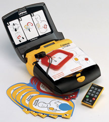 Physio Control LIFEPAK<sup>®</sup> CR-T AED Trainer