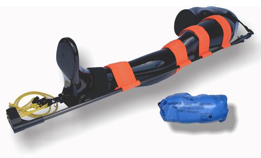 FareTec<sup>®</sup> CT-EMS Carbon Leg Traction Splint