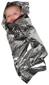 Isothermal Foil Baby Bunting Blanket