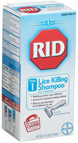 RID<sup>®</sup> Lice Pediculicide Products