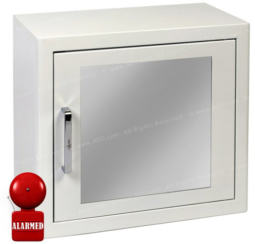 HeartSine Samaritan Wall Cabinet with Alarm for PAD AED