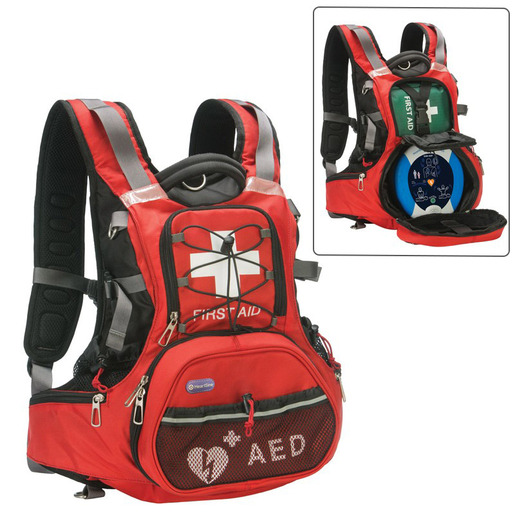 HeartSine Samaritan Rescue Backpack for PAD AED