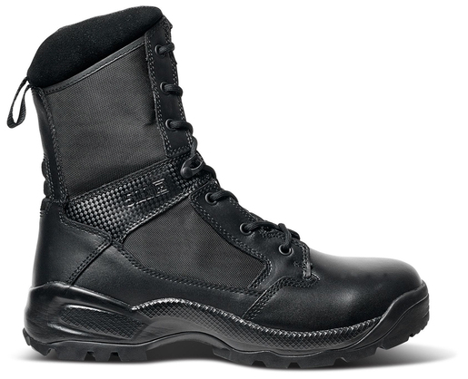 "5.11<sup>®</sup> ATAC<sup>®</sup> Side Zip Boot, 8"", Black"
