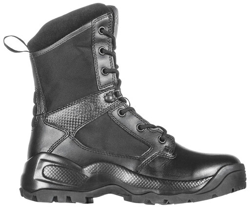 "5.11<sup>®</sup> Women's ATAC<sup>®</sup> Side Zip Boot, 8"", Black"