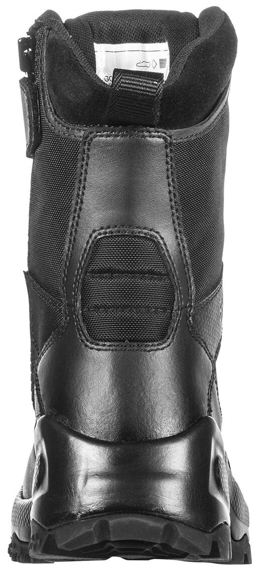 5.11<sup>®</sup> Women's ATAC<sup>®</sup> Side Zip Boot, 8&rdquo;, Black