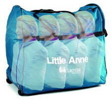 Laerdal Little Anne Manikins, 4-pack
