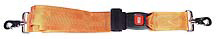 Morrison 2-piece Nylon Straps with Metal Push Button Buckle, Swivel Speed Clip End, 5'