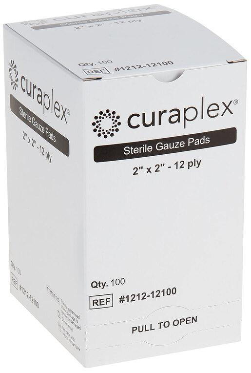 Curaplex<sup>®</sup> Gauze Pads and Sponges