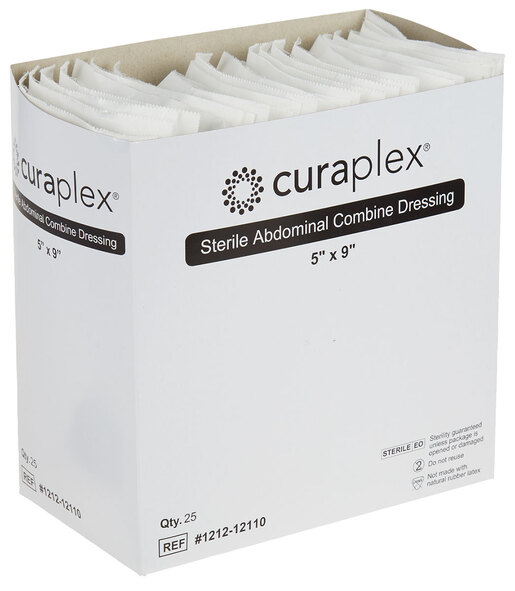 Curaplex<sup>®</sup> Sterile Abdominal Combine Dressing