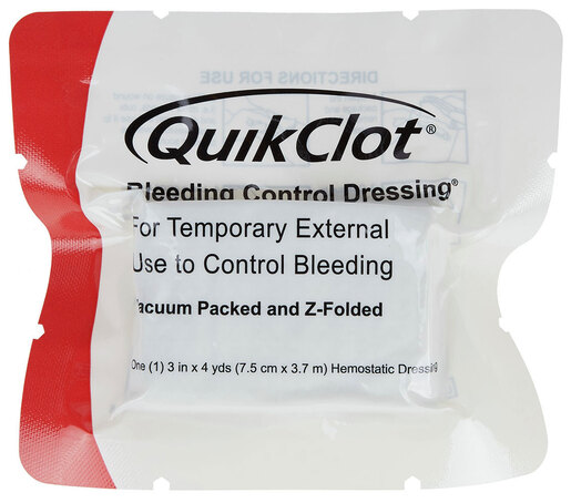 Z-Medica QuikClot Bleeding Control Dressings