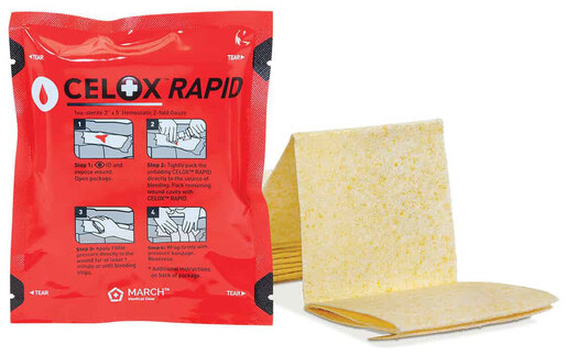 Celox<sup>™</sup> Rapid B-CON Bleeding Control