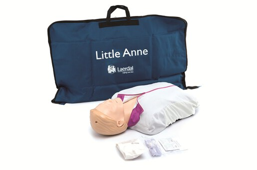 Laerdal Little Anne AED Manikin