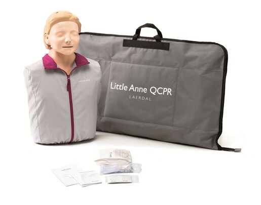 Laerdal Little Anne QCPR Light