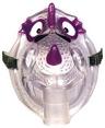 Nebulizing Aerosol Mask, Nic The Asthmatic Dragon, Child