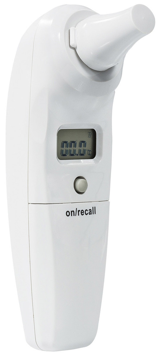 Curaplex<sup>®</sup> Infrared Ear Thermometer