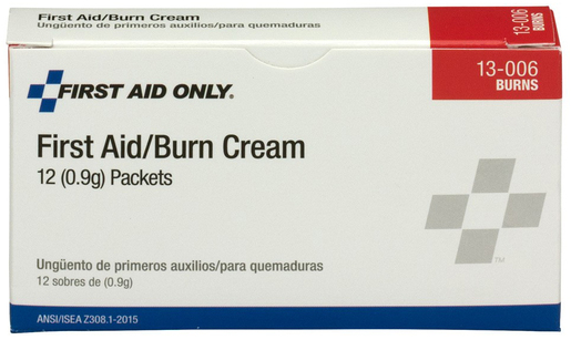 First Aid Only<sup>®</sup> Pac-Kit First Aid/Burn Cream Packets