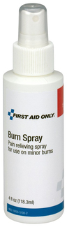 First Aid Only<sup>®</sup> Pac-Kit Burn Spray, 4oz Pump