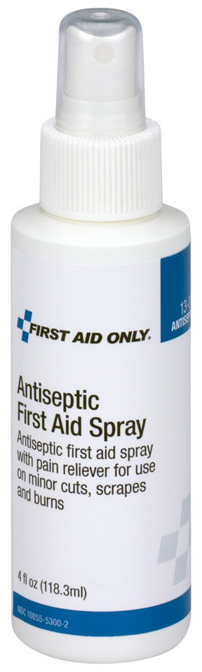 First Aid Only<sup>®</sup> PhysiciansCARE Antiseptic Spray, 4oz