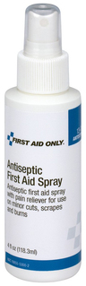 First Aid Only<sup>&reg;</sup> PhysiciansCARE Antiseptic Spray, 4oz