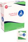 Dynarex<sup>®</sup> Castile Soap Towelettes, 5&rdquo; x 7&rdquo;, 100/box