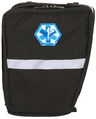R&B EMS Bicycle AED Pannier, O2 BVM Right Side, Black