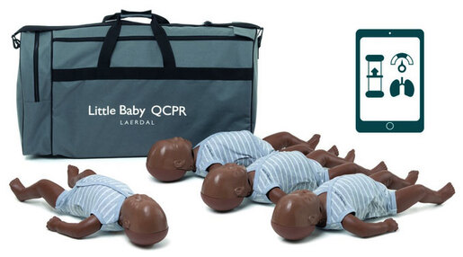 Laerdal Little Baby QCPR