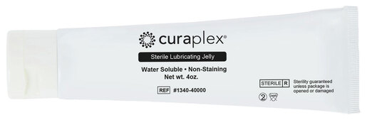Curaplex<sup>&reg;</sup> Lubricating Jelly, 4oz Tube