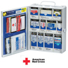 First Aid Only<sup>®</sup> Food industry First Aid Cabinet with SmartTab ezRefill System, Medium