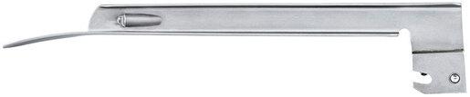 Curaplex<sup>&reg;</sup> Disposable LED Laryngoscope Blades, Miller, Size 4