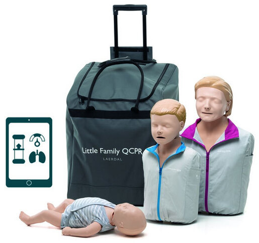 Laerdal Little Family QCPR, Light Skin