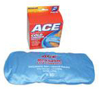 "BD ACE<sup>™</sup> Reusable Cold Compress, 5"" x 10"""