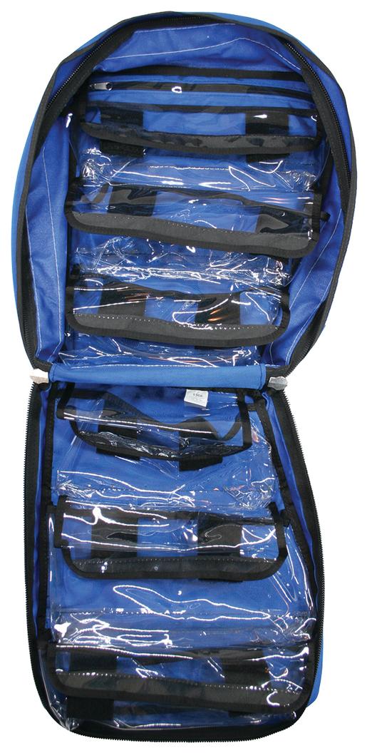 R&B EMS 6 Pocket Bike Pannier Left Side Set