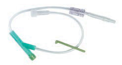 IV Extension Set with 1 PP Y-Site, 13""