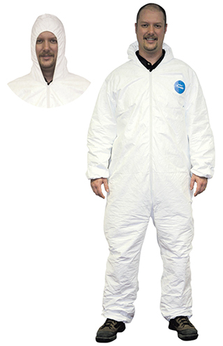 DuPont<sup>™</sup> Tyvek<sup>®</sup> Coveralls, X-Large
