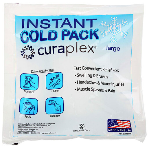 Curaplex<sup>®</sup> Cold Pack, Large, 7&rdquo; x 7.5&rdquo;