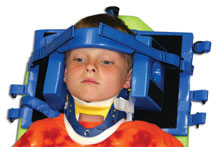 Morrison Head Immobilizer Blocks, Pediatric