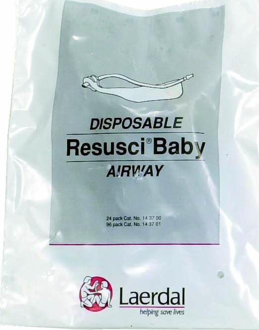 Laerdal Disposable Airways for Resusci<sup>®</sup> Baby
