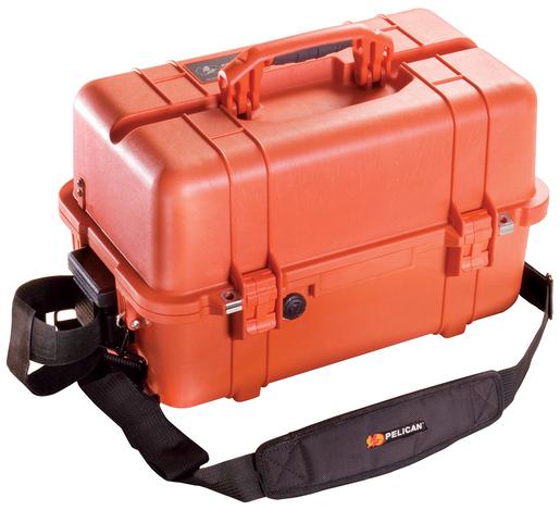 Pelican<sup>™</sup> 1460 EMS Protector Case, Orange